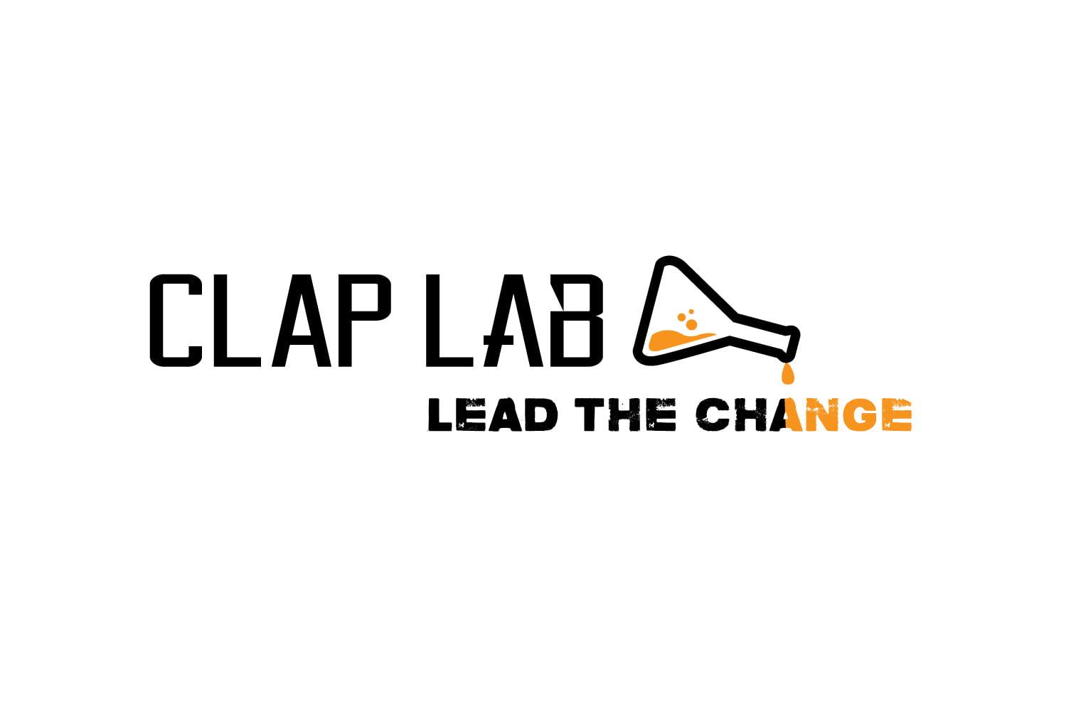 Logo CLAP Lab! - Lead The Change