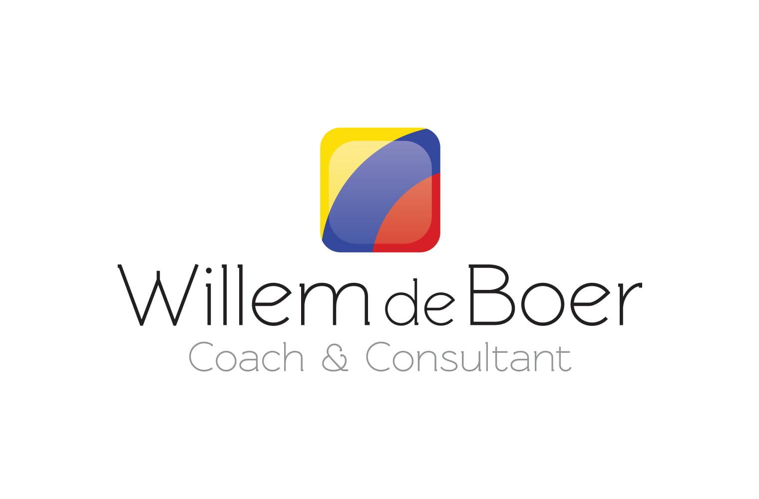 Logo Willem de Boer