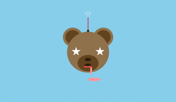 Daily CSS Images antenna bear day 1a