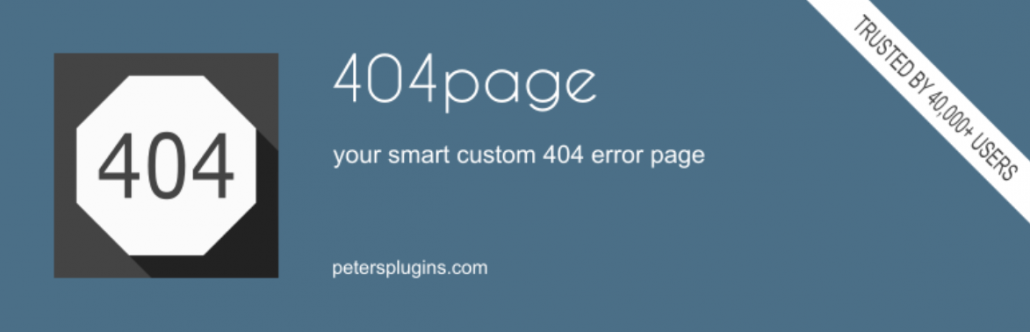 ILUZIE Blog - 404page – your smart custom 404 error page — WordPress Plugins