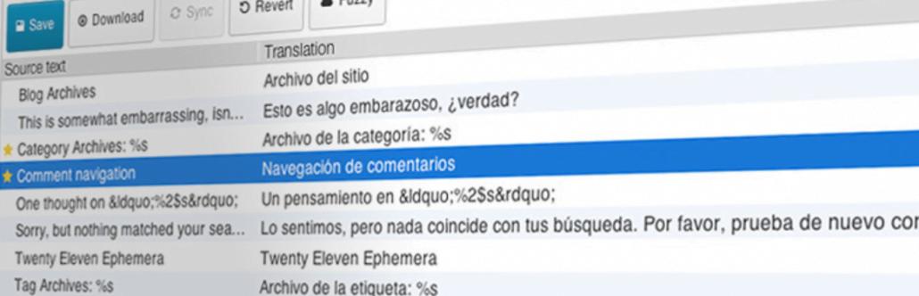 ILUZIE blog - Loco Translate — WordPress Plugins