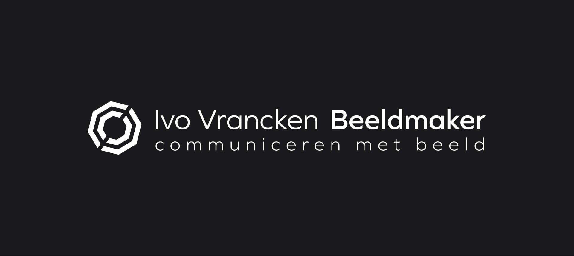 Logo Ivo Vrancken - door Lizzy van ILUZIE